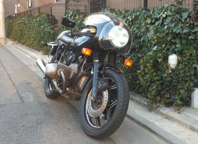 VT500E -> Cafe Racer - Page 3 Avon-BMW-1