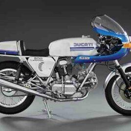 Selle Ducati 750SS 900SS